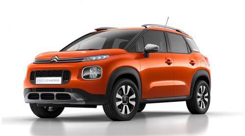 Yeni C3 Aircross Kompakt SUV